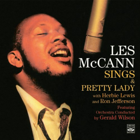 Les McCann Sings & Pretty Lady (2 LP on 1 CD)