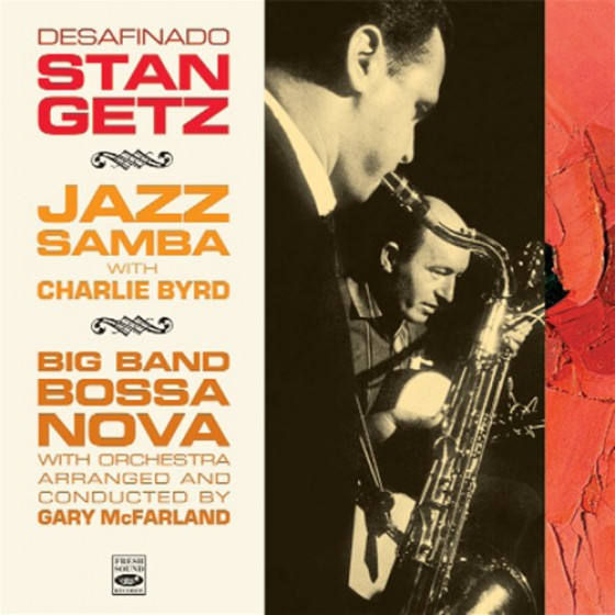 Desafinado: Jazz Samba & Big Band Bossa Nova (2 LP on 1 CD)
