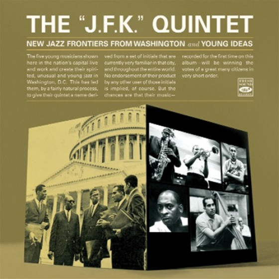 New Jazz Frontiers From Washington + Young Ideas (2 LP on 1 CD)