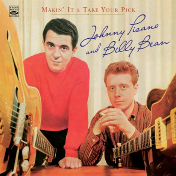 Makin' it + Take Your Pick (2 LP on 1 CD)