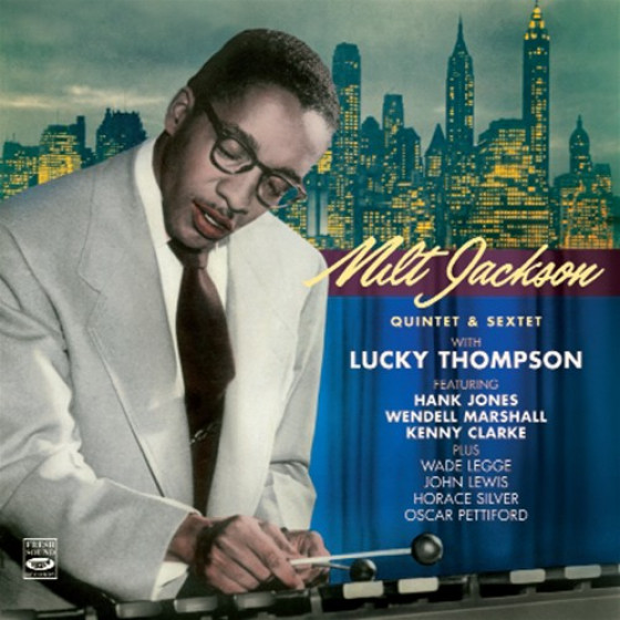 Quintet & Sextet, with Lucky Thompson (2-CD)
