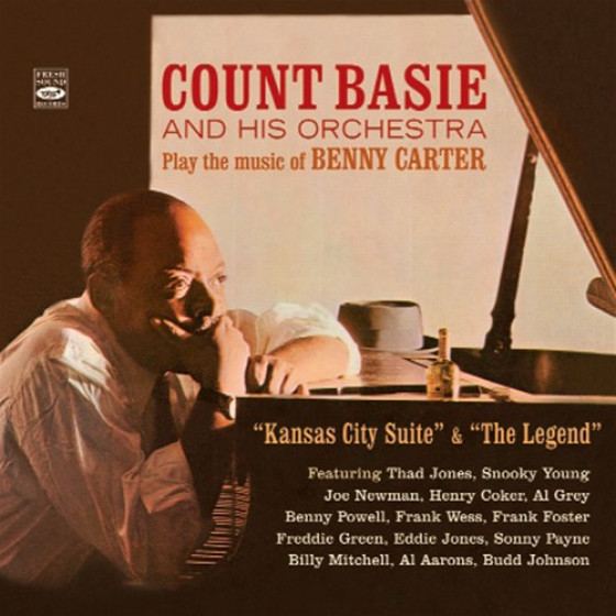 Count Basie & His Orchestra Play The Music Of Benny Carter (2 LP on 1 CD)