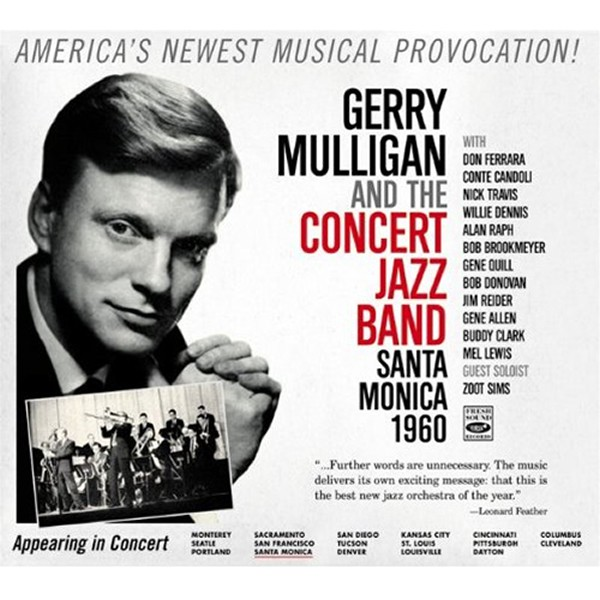 Image result for Gerry Mulligan concert in the rain