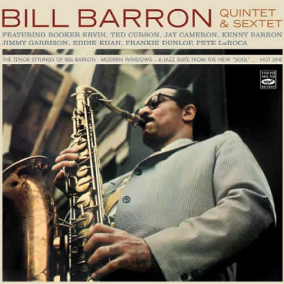 Bill Barron Quintet & Sextet (3 LP on 2 CD)