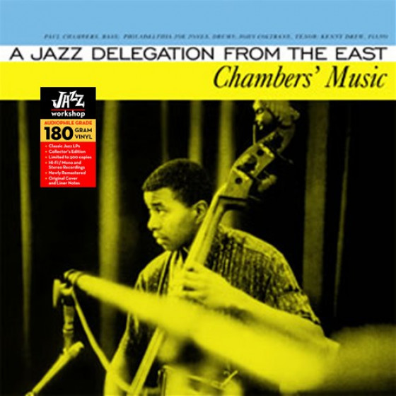 Chambers' Music (audiophile 180gr. Hq Vinyl)