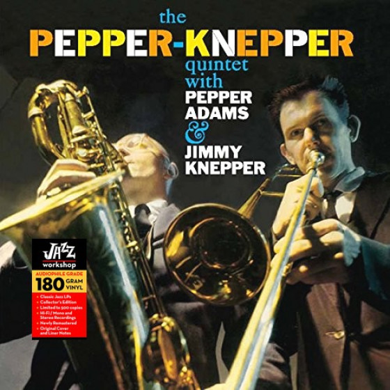 The Pepper-knepper Quintet (audiophile 180gr. Hq Vinyl)