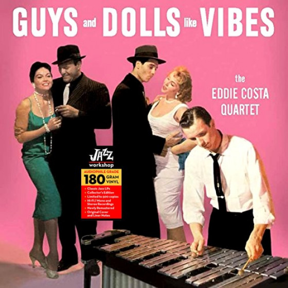 Guys and Dolls Like Vibes (Audiophile 180gr. HQ Vinyl)