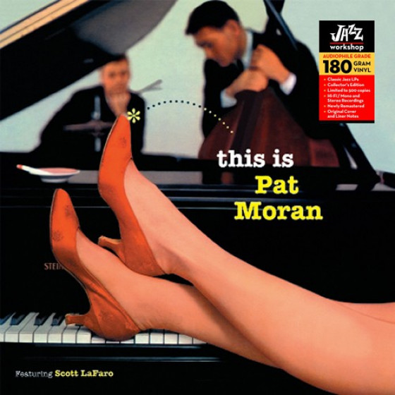 This is Pat Moran (audiophile 180gr. Hq Vinyl)
