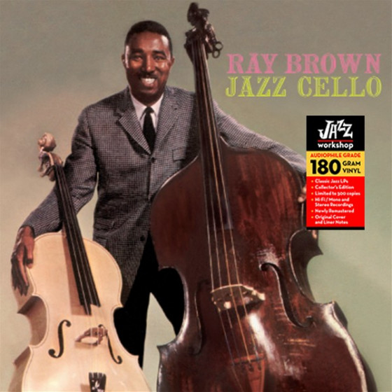 Jazz Cello (Audiophile 180gr. Hq Vinyl)