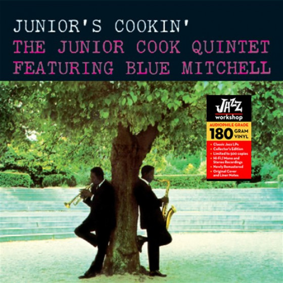 Junior's Cookin' (Audiophile 180gr. HQ Vinyl)