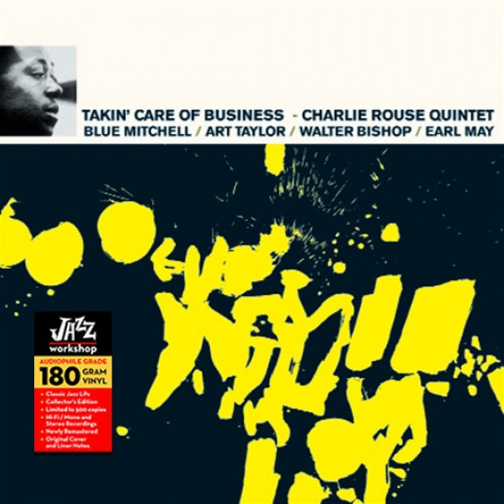 Takin' Care of Business (Audiophile 180gr. HQ Vinyl)