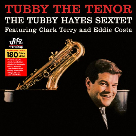 Tubby The Tenor (audiophile 180gr. HQ Vinyl)