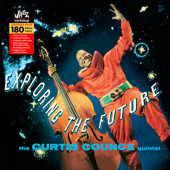 Exploring the Future (Audiophile 180gr. Hq Vinyl)
