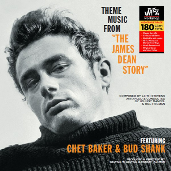 Theme Music From 'The James Dean Story' (Audiophile 180gr. HQ Vinyl) STEREO