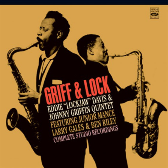 Griff & Lock - Complete Studio Recordings 1960-1961 (3 LP on 2 CD)