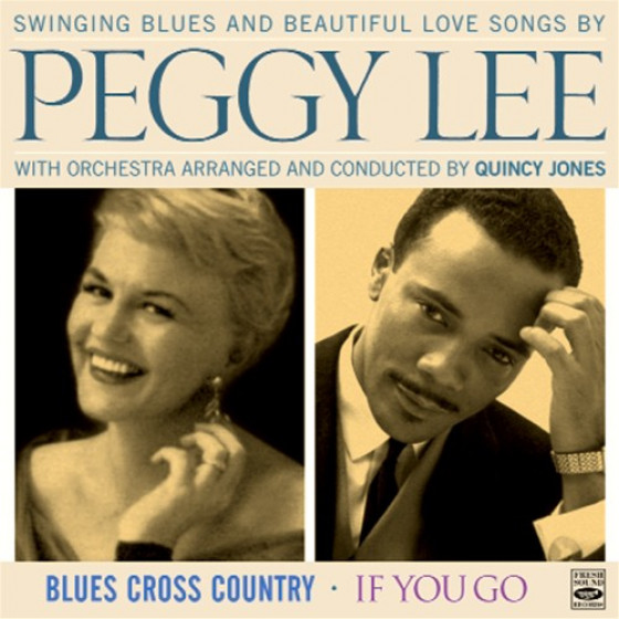 Blues Cross Country + If You Go (2 LPs on 1 CD)