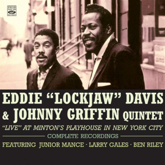 Live At Minton's Playhouse in New York City - Complete Recordings (4 LP on 2 CD)