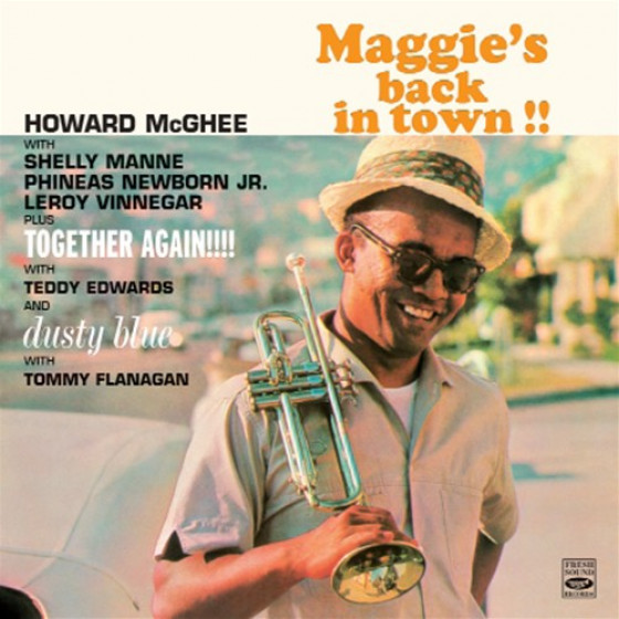Maggie's Back in Town + Together Again + Dusty Blue (3 LP on 2 CD)
