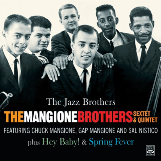 The Jazz Brothers: Complete Sextet & Quintet Recordings (3 LP on 2 CD)