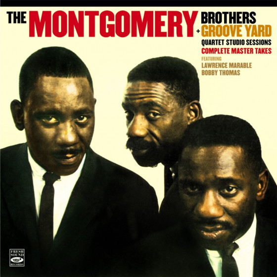 The Montgomery Brothers + Groove Yard (2 LP on 1 CD)