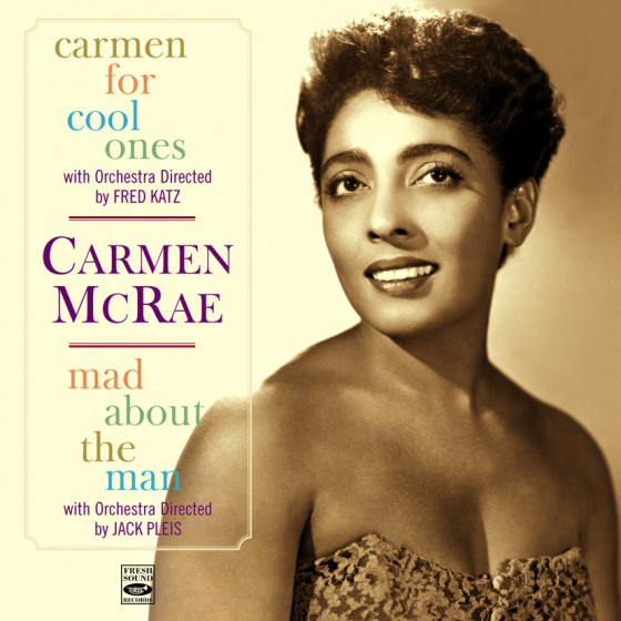 Carmen For Cool Ones + Mad About The Man (2 LP on 1 CD)