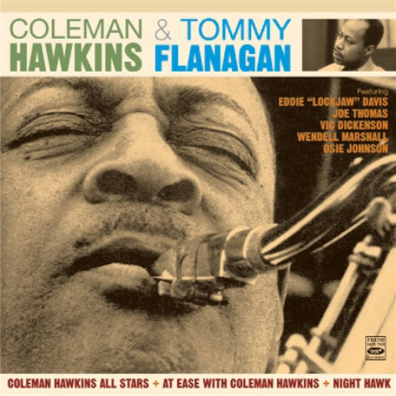 Coleman Hawkins & Tommy Flanagan (3 LP on 2 CD)