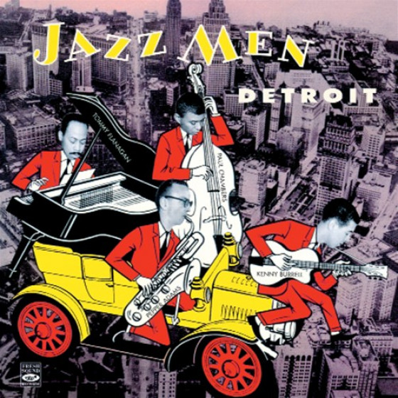 Jazzmen Detroit - Complete Sessions