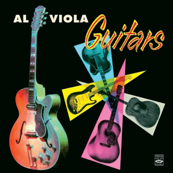 Guitars, Volume 1 & 2 (2 LP on 1 CD)