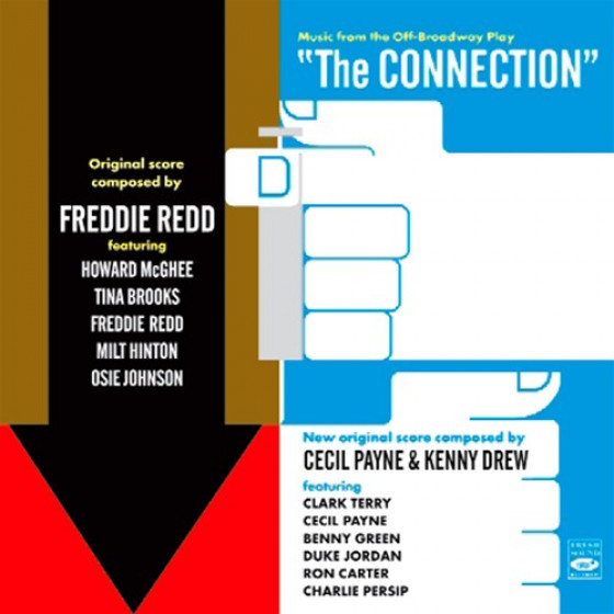 Music From The Off-Broadway Play 'The Connection' (2 LP on 1 CD)
