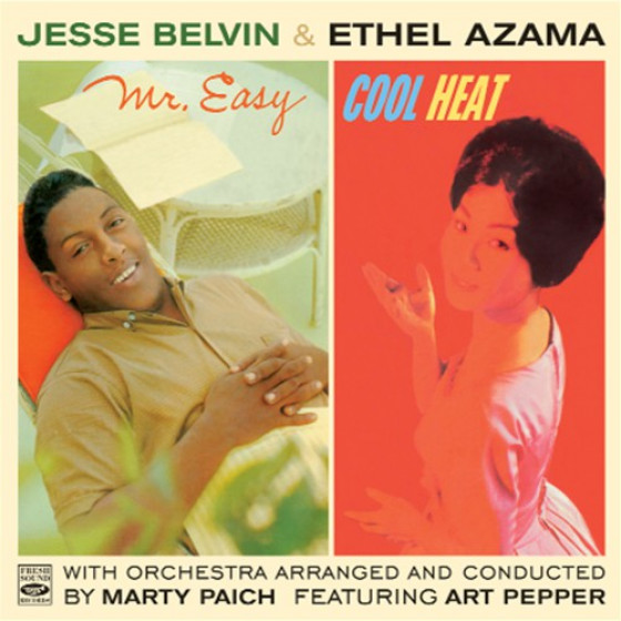 Mr. Easy + Cool Heat (2 LPs on 1 CD)