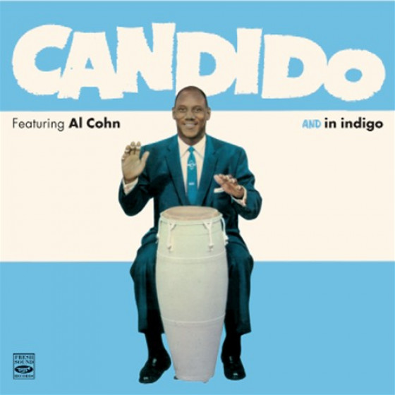 Featuring Al Cohn + Candido In Indigo (2 LP on 1 CD)