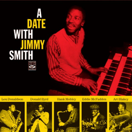 A Date With Jimmy Smith (2 LP on 1 CD)