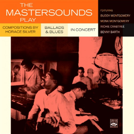The Mastersounds Play (3 LP on 2 CD)
