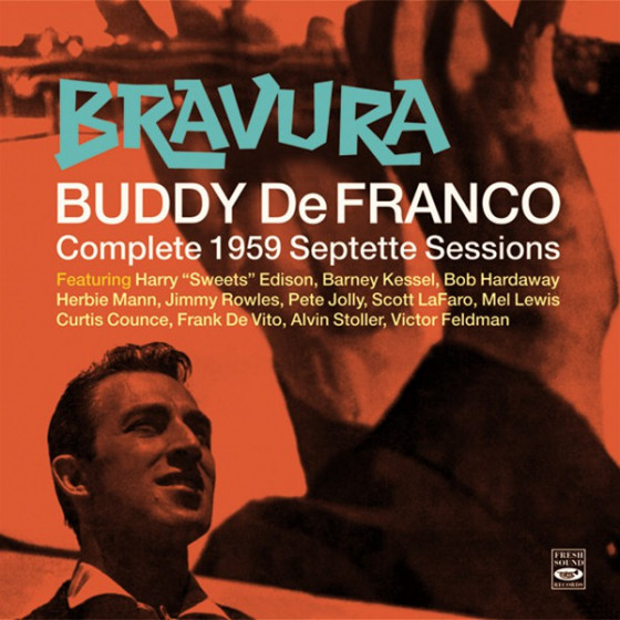 Bravura - Complete 1959 Septette Sessions (3 LPs on 2 CDs)