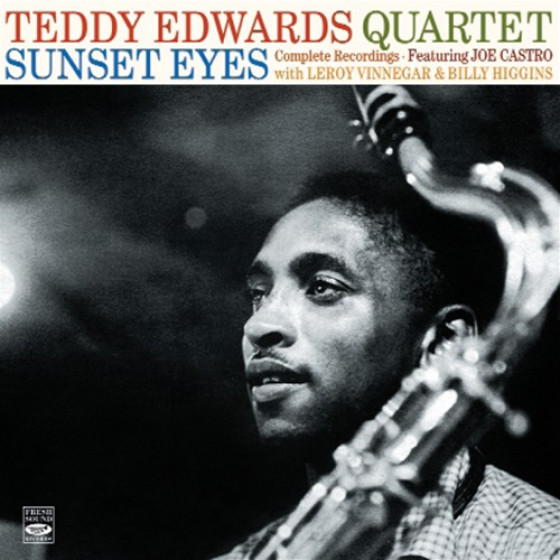 Sunset Eyes - Teddy Edwards Quartet Complete Recordings (4 LP on 2 CD)