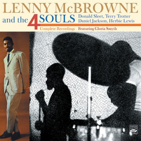 Lenny McBrowne and The 4 Souls - Complete Recordings (2 LP on 2 CD) + Bonus Tracks