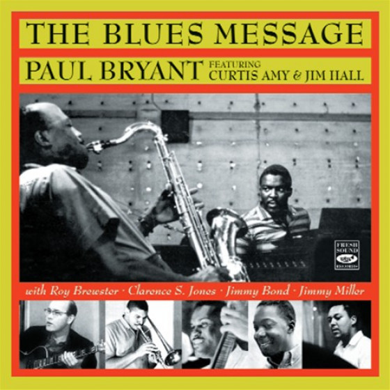 The Blues Message (2 LP on 1 CD)