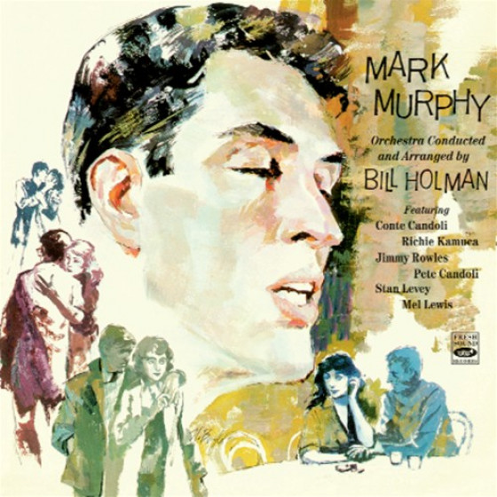 Mark Murphy · Orchestra Conducted & Arranged by Bill Holman (2 LP on 1 CD)