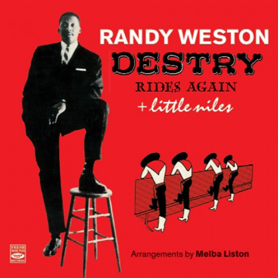 Destry Rides Again + Little Niles (2 LP on 1 CD)