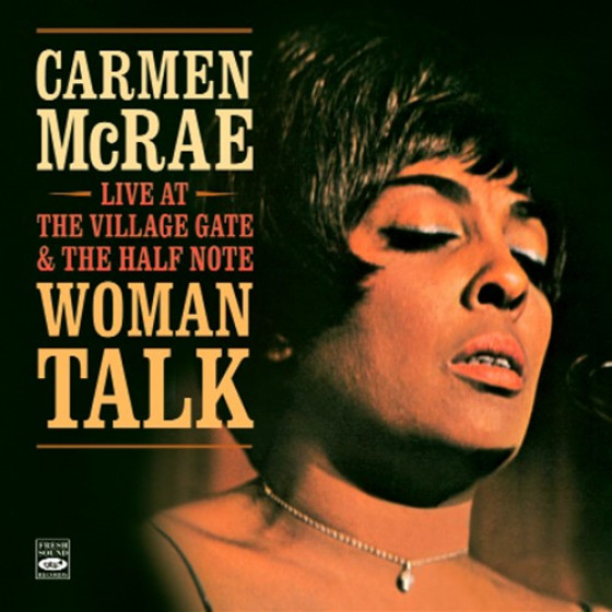 Woman Talk - Live At The Village Gate & The Half Note (2 LP on 1 CD)