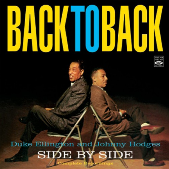 Back to Back, with Duke Ellington (2 LP on 1 CD)