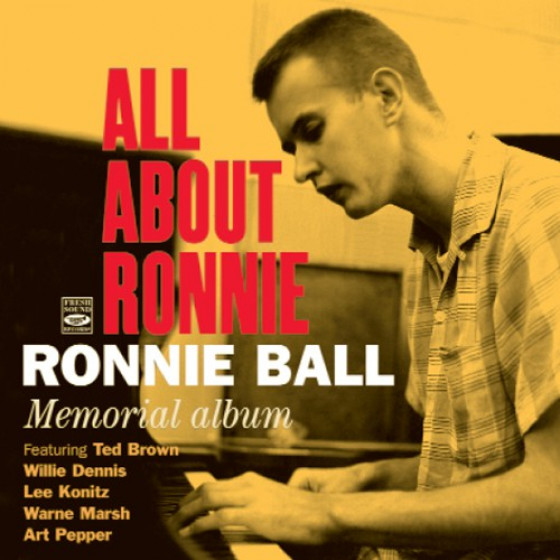 All About Ronnie · Ronnie Ball Memorial Album