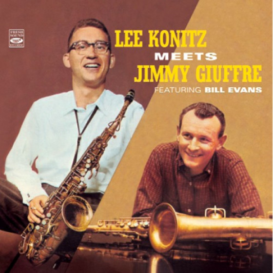 Lee Konitz Meets Jimmy Giuffre (2 LP on 1 CD)