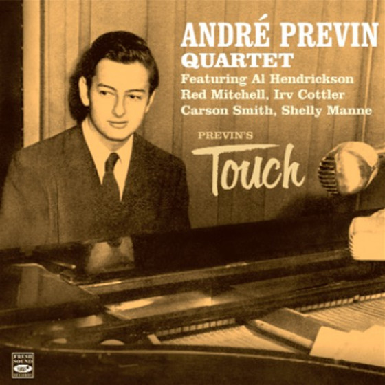 Previn's Touch (2 LP on 1 CD)