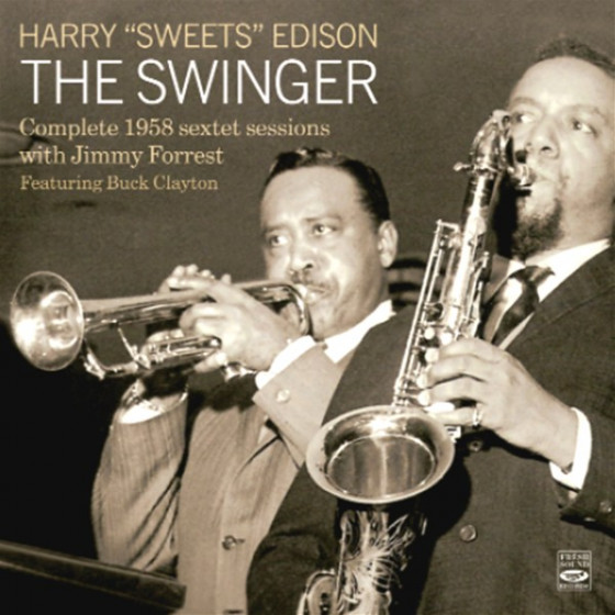 The Swinger - Complete 1958 Sextet Sessions with Jimmy Forrest (3 LP on 2 CD) + Bonus Tracks
