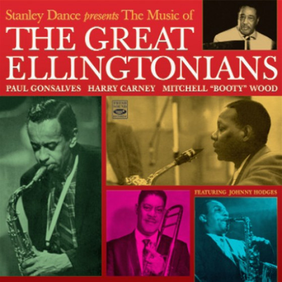 Stanley Dance Presents The Music of the Great Ellingtonians (3 LP on 2 CD)