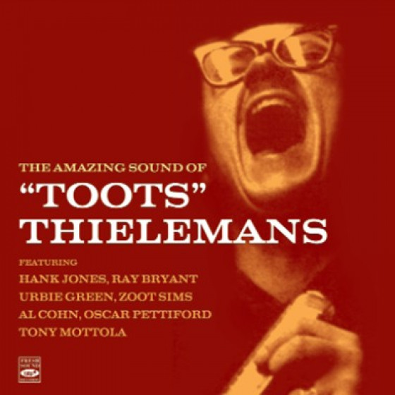 The Amazing Sound of Toots Thielemans (2 LP on 1 CD)