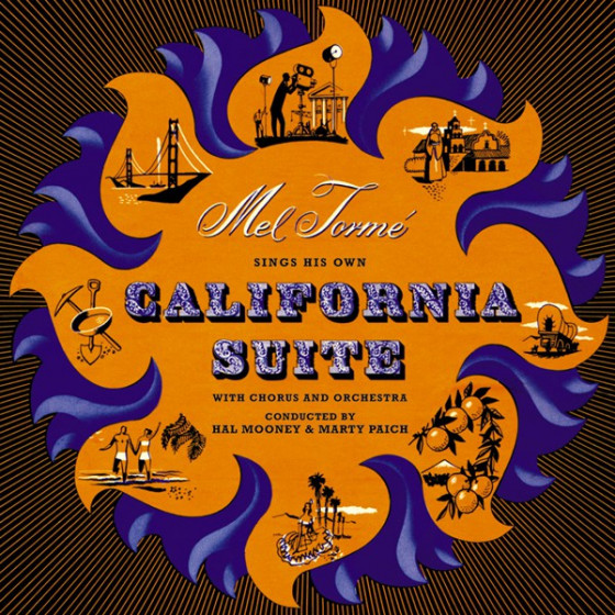 Mel Tormé Sings His Own California Suite (Complete Edition)