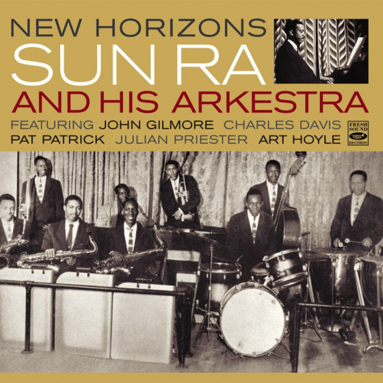 New Horizons by Sun Ra and His Arkestra