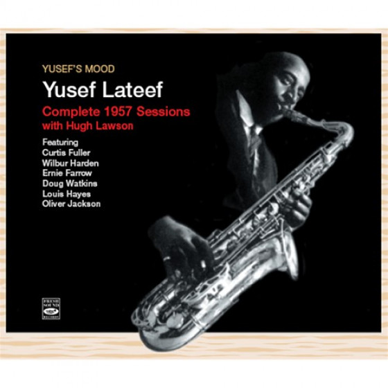 Yusef's Mood · Complete 1957 Sessions with Hugh Lawson (4-CD Box Set)